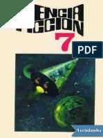 7 Ciencia ficcion, septima seleccion - Varios Autores