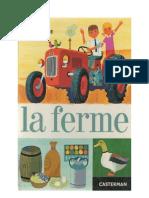 Langue Française Lecture La ferme