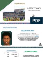 3RA CLASE - INTERJECCIÓN QUECHUA