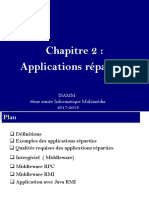 Chapitre 2 Applications Reparties