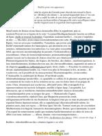 Devoir de Synthèse N°1  -Français - 9ème (2016-2017) Mr Chihaoui