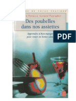 Des Poubelles dans nos Assiettes Fabien Perruca et Gérard Pouradier