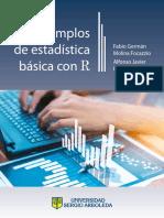 Ejemplos de Estadística Básica R