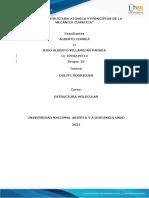 trabajo colaborativo_ estructura molecular