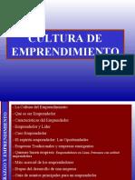 CULTURAEMPRENDEDORA-ppt