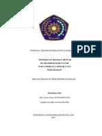 PROPOSAL PKM-K_LAILATUS 2018-036_DITA ARISTA 2018-020