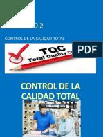 Cap 2 CONTROL CALIDAD TOTAL