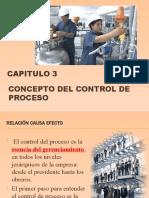 Cap 3 Concepto del control de proceso