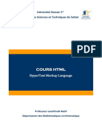 HTML-Cours