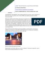 09-12-10 Sorpresiva decisión gubernamental. inicia operación 'upr abierta'. Policía de Puerto Rico ocupa el Recinto de Río Piedras