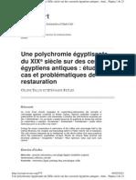 Talon, C. y Polychromie égyptisante. 2008