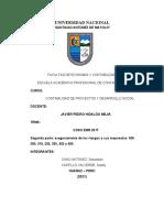 Trabajo de investigacion- Auditoria
