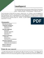 Droite (mathématiques) — Wikipédia