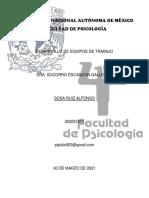 Sosa Ruiz Alfonso Unidad 1 Desarrollo de Equipos de Trabajo