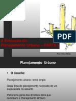 PUR 1- Aula Introd.planejamentoUrbano.1