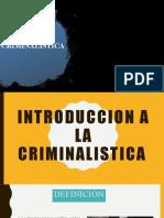 CRIMINALISTICA FINAL