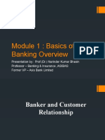 Unit 6 Introdcution to Banking