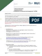 Information Master-zulassungsverfahren Ab Ws1920