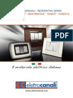 Catalogo EC Linee Residenziali 2021