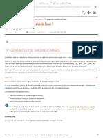 TP_ générateur de galerie d'images