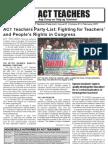 ACT Teachers Newsletter | February 2011 issue