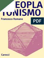 Il Neoplatonismo (Francesco Romano)