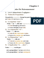 Resume Cours