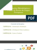 Fundamentos Metodológicos e Prática Do Ensino Da Língua Portuguesa
