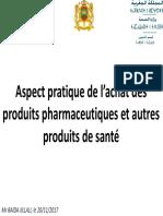 M.+Baida+Processus+achat+des+médicaments+et+autres+produits+de+santé