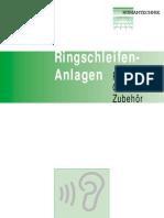 Katalog Hörschleife