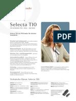 FM-Sender Selecta T10