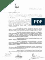 Decreto Ciudad de Mendoza