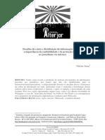 Desafios da coleta e distribuição da informação em rede