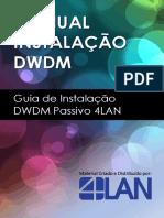 Manual de Instalação DWDM 4LAN