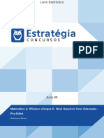 Matemática p_ IFGoiano (Cargos E- Nível Superior) Com Videoaulas - Pós-Edital