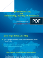 TBL Communication - Journey