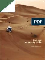 dossier de sponso - mise en page - A4 imprimeur