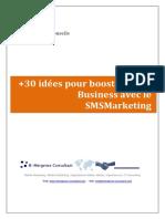 30 idées pour booster votre business avec le sms marketing