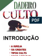 VERDADEIRO CULTO
