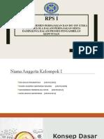 PPT Kelompok 1 RPS 1 Manajemen Perpajakan
