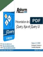 Alphorm.com Support de La Formation JQuerySS
