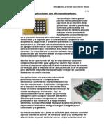 Aplicaciones de Microcontroladores