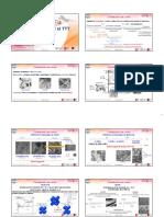 SDM GMP Poly de cours préparatoire au TP Diagrammes TRC TTT