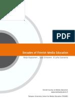 Decades of Finnish media education
