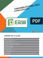 clase18formulasyfuncionesenexcel2010-