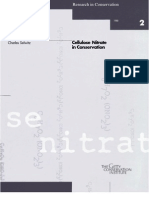 Selwitz, C. Cellulose Nitrate in Conservation. 1988
