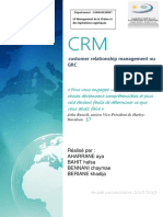 Rapport CRM