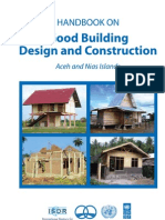 Handbook on good building design and construction