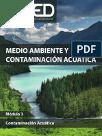 M3 Contaminación Acuática