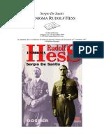 De Santis Sergio - L'Enigma Rudolf Hess